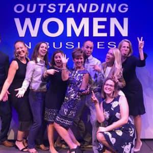 Outstanding Women in Business